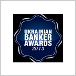 UKRAINIAN BANKER AWARDS 2013