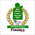 Best Retail Bank Ukraine 2020